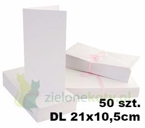 http://zielonekoty.pl/pl/p/Baza-koperta-do-kartek-DL-biale-50szt./458