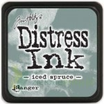 Tusz Distress Mini  Iced Spruce