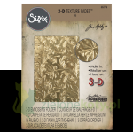 Folder do embbosingu Sizzix  Tim Holtz Botanical