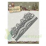 Wykrojnik Yvonne Creations Holly Border