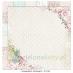 Papier do scrapbookingu  Lemon Craft Yesterday 03