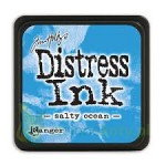 Tusz Distress Mini - Salty ocean