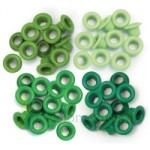 "Nity We R Memory Keepers Green  5mm (3/16"") 60szt zielone"