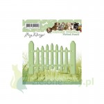 Wykrojnik Amy Designe Animal Medley Picket fence płotek x