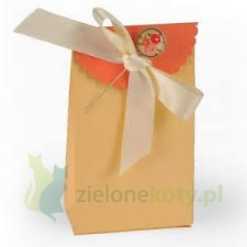 Wykrojnik Sizzix Thinlits_Party Favour Bag torebka