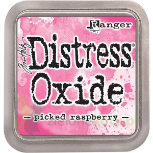 Tusz Distress Oxide Picked raspberry
