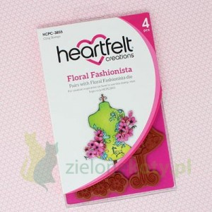 Stemple Heartfelt Creations Floral Fashionista
