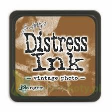 Tusz Distress Mini - Vintage photo