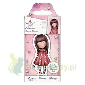 Stempel Docrafts Gorjuss Little love