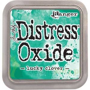 Tusz Distress Oxide Lucky clover