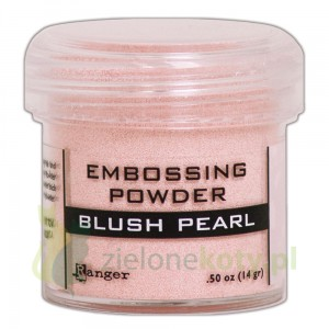Puder do embossingu Ranger Blush Pearl