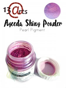 Pigment perłowy  Ayeeda Shiny Powder Red Blue, 8g   (1)