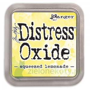 Tusz Distress Oxide  Squeezed lemonade