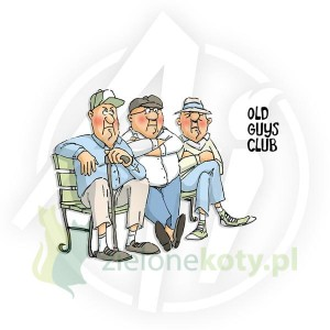 Stemple Art Impressions Old Guys Club Set