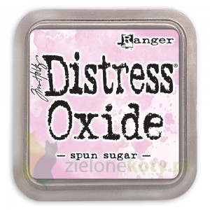 Tusz Distress Oxide Spun Sugar