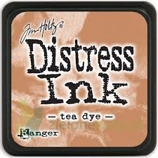 Tusz Distress Mini  Tea Dye