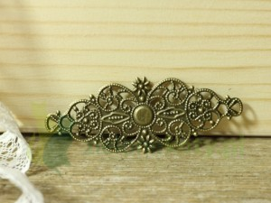 ornament metal 6cm