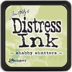 Tusz Distress Mini  Shabby Shutters