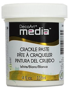Pasta pękająca DecoArt CRAckLE PASTE 118ml