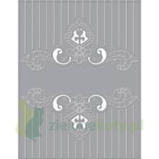 Folder do embosingu  z wykrojnikiem Spellbinders Regal Swirl