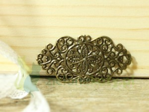 ornament metal 4,5cm