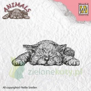 Stempel Nellie's Choice Kitten Kot