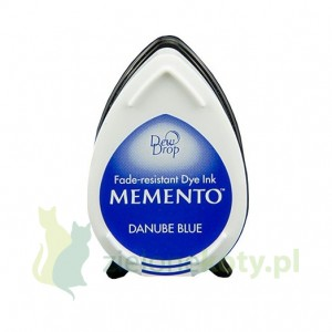 Tusz Memento Dew Drop Danube blue