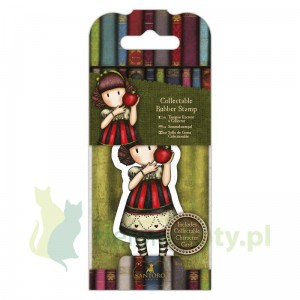 Stempel Docrafts Gorjuss Dear apple