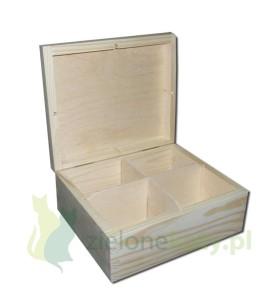 Pudełko na herbatę/ herbaciarka 4