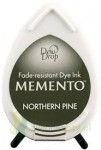 Tusz Memento Dew Drop Northern Pine / ciemno zielony x