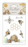 Stempel akrylowy Craft Consortium Tell the bees - pszczoła owady