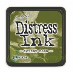 Tusz Distress Mini Forest Moss zielony