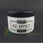 Pasta Ice Effect paste Pentart Efekt lodu 150 ml