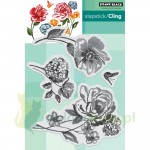 Stempel Penny Black Flower Pageant kwiaty