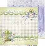 Papier 30x30 Craft o Clock Lavender Bliss 02