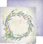 Papier 30x30 Craft o Clock Lavender Bliss 06