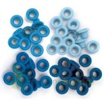 "Nity We R Memory Keepers Blue  5mm (3/16"") 60szt."