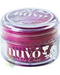 Brokat bardzo drobny NUVO Sparkle Dust  Raspberry Bliss 15ml