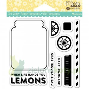 Stemple Jillibean Soup Lemonade shaker box słoik