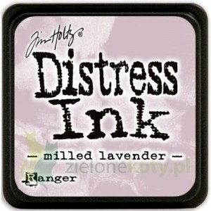 Tusz Distress Ink milled lavender