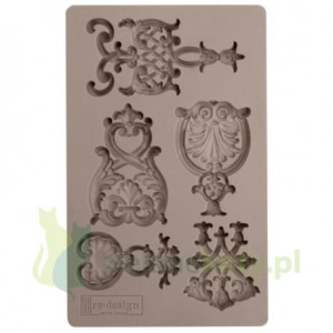 Forma foremka silikonowa Prima Moulds Regal Emblems
