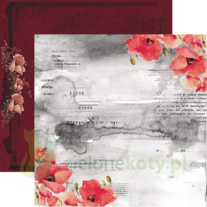 Papier  30x30 13arts  Unforgettable 04 A day to remember