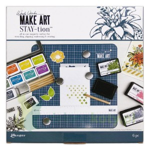 Zestaw Ranger Make Art Stay-tion 30x30cm