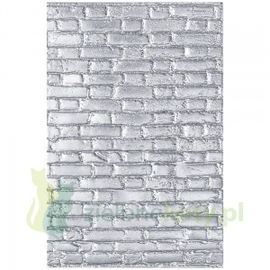 Folder do embbosingu Sizzix  3D Brickwork murek