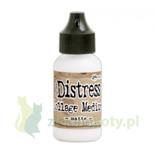 Medium Tim Holtz Distress Collage Medium matowe 29ml x