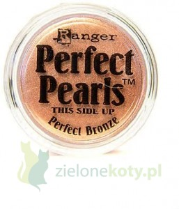 Pigment Perfect Pearls  perłowy Perfect Bronze