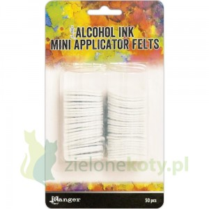 Filc do tuszowania Mini Alcohol Ink Applicator Felt 50 szt.