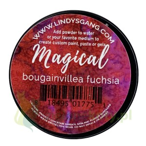 Pigment Lindy's Stamp Gang Magical bougainvillea fuchsia