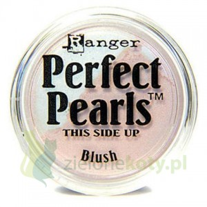 Pigment Perfect Pearls  perłowy Blush popporina