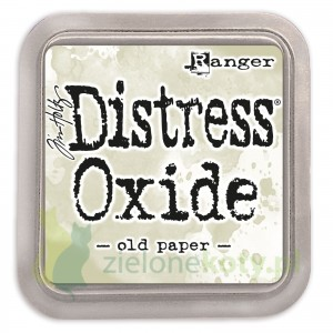 Tusz Distress Oxide Old paper